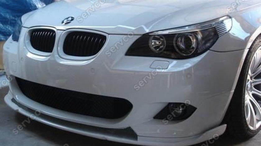 Prelungire fusta Hamann tuning sport bara fata BMW E60 E61 pachet M tech Aerodynamic 2003-2010 v3