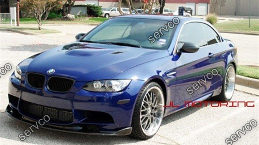 Prelungire fusta lip bara fata BMW M3 E90 E91 E92 E93 E9X Hamann M3 look ver8