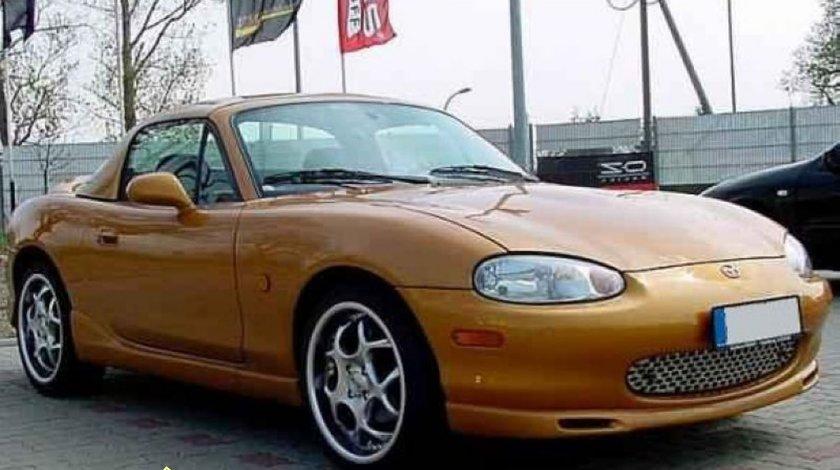 Prelungire fusta spoiler adaos bara fata Mazda MX 5 1997 2002