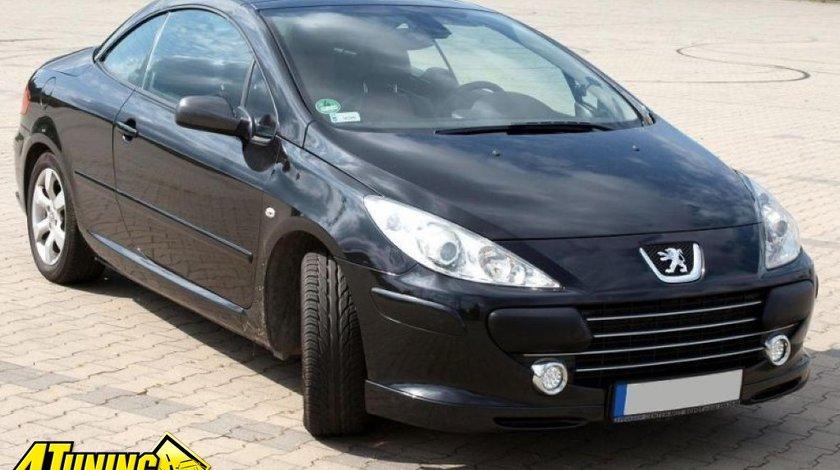 Prelungire fusta spoiler adaos bara fata Peugeot 307 2005 2007