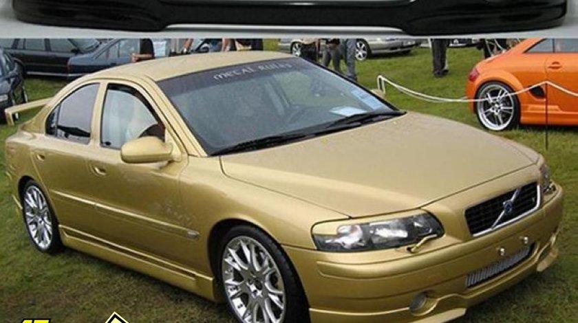 Prelungire fusta spoiler adaos bara fata Volvo S60 2000 2005