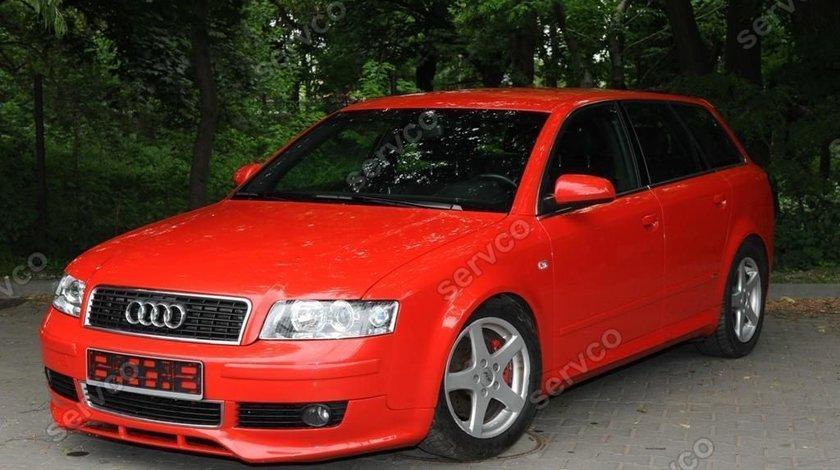 Prelungire fusta spoiler bara fata Audi A4 B6 8E 8H S4 Rs4 S line