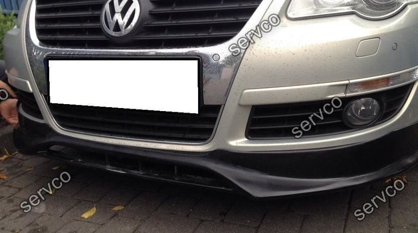 Prelungire fusta spoiler tuning sport bara fata Volkswagen VW Passat B6 3C 2005-2010 CSR CS ver3