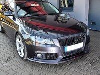Prelungire fusta tuning sport bara fata Audi A4 B8 8K Sline RS4 S4 2008-2013 v1