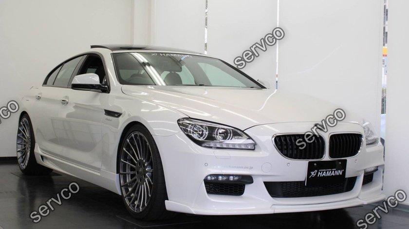 Prelungire Hamann tuning sport bara fata BMW Seria 6 F06 F12 F13 2012-2018 v1