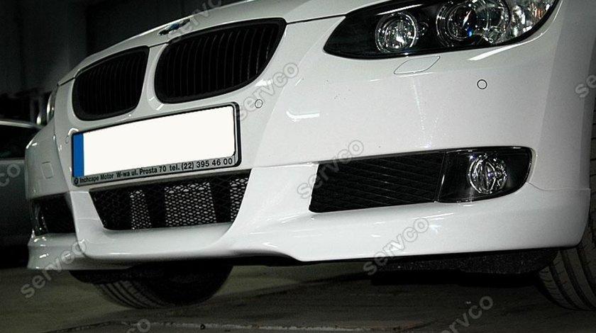 Prelungire Hartge extensie fusta tuning sport difuzor lip bara fata BMW E92 2006-2012 v1