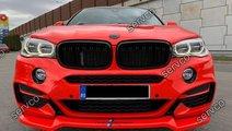 Prelungire lip adaos bara fata BMW X6 F16 Mpack 20...