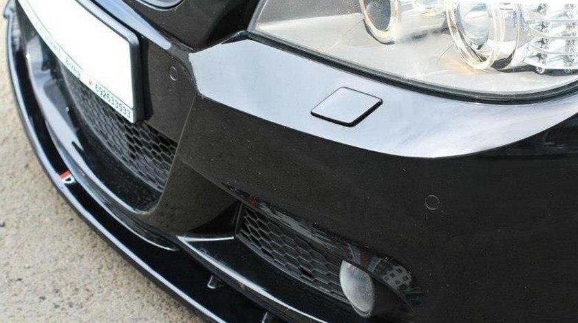 Prelungire lip Bara fata BMW E90/ E91 (08-12) M Tech Facelift Maxton Design