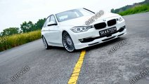 Prelungire lip bara fata BMW F30 F31 Seria 3 Alpin...