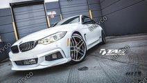 Prelungire lip bara fata BMW Seria 4 F32 F33 F36 A...