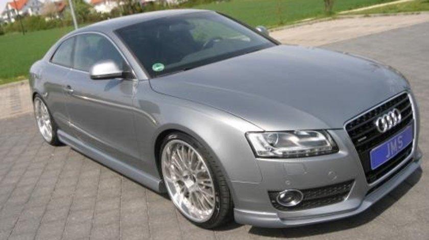 Prelungire lip buza bara fata Audi A5 Coupe Sportback Cabrio 2007-2012 v6