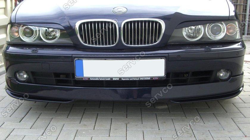 Prelungire lip buza bara fata BMW E39 ACS AC Schnitzer pentru bara normala v2