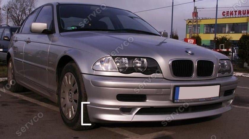Prelungire lip buza bara fata BMW E46 Sedan seria 3 1998-2002 v1