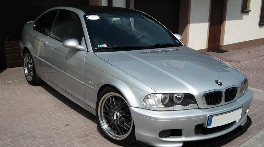 Prelungire lip buza bara fata BMW E46 seria 3 MPachet Hamann 1998-2005 v1