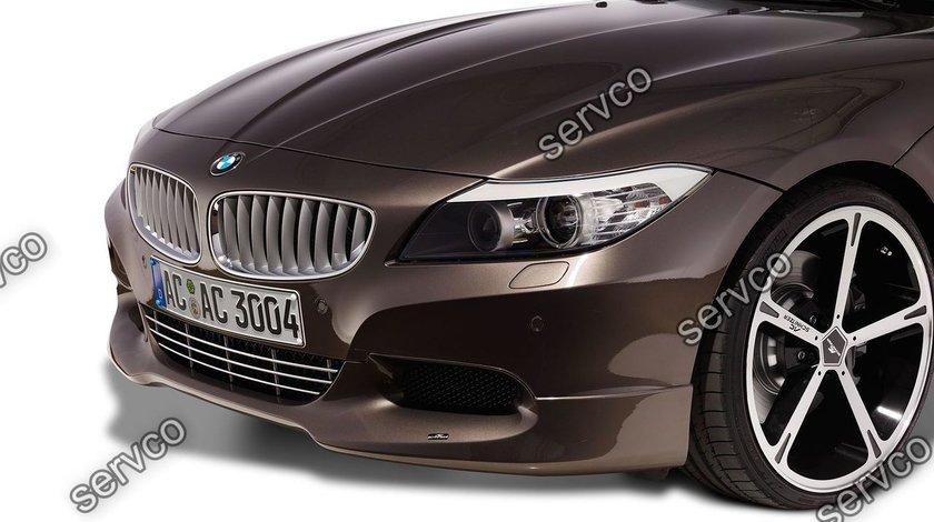 Prelungire lip buza bara fata BMW Z4 E89 ACS 2009-2016 v1