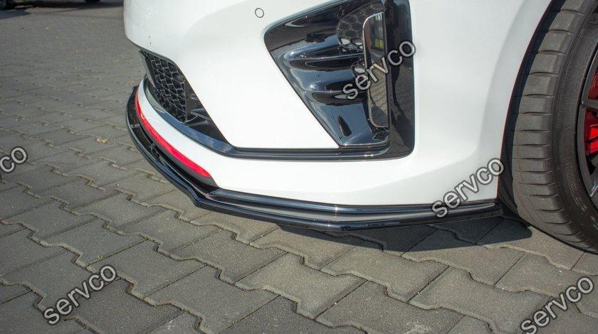 Prelungire lip buza bara fata Kia ProCeed GT Mk3 2018- v1