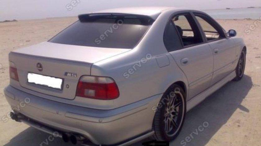Prelungire lip buza bara spate M5 HAMANN BMW E39 Pachet M TECH Aerodynamic v1