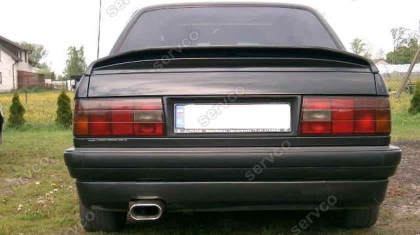 Prelungire lip buza bara spate spoiler BMW E30 M PACHET M TECH Aerodynamic v1