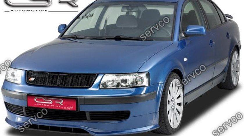 Prelungire lip buza fusta bara fata VW Passat 3B B5 CSR FA035 1996-2000 v4