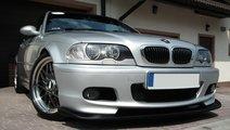 Prelungire lip buza spoiler bara fata BMW E46 seri...