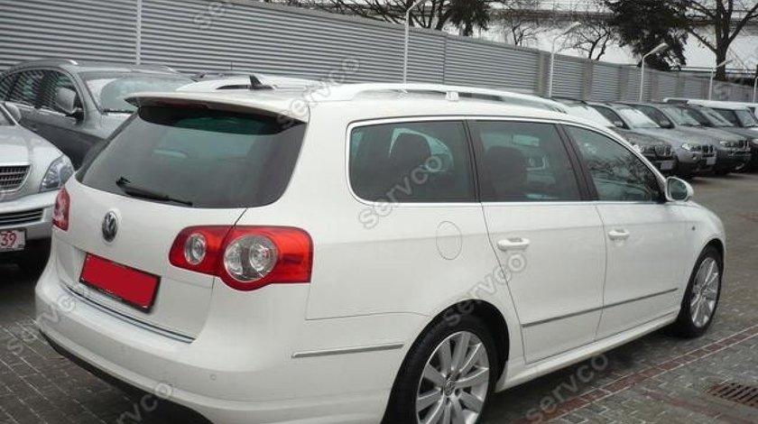 Prelungire lip buza spoiler tuning sport bara spate VW Passat B6 3C Rline Variant 2005-2010 v2