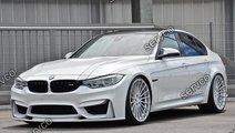 Prelungire lip buza tuning sport bara fata BMW M3 ...