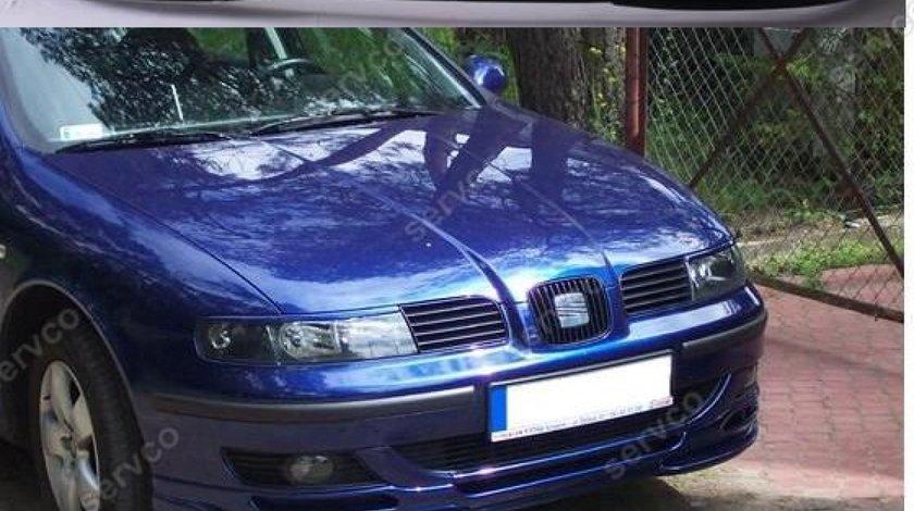 Prelungire lip buza tuning sport bara fata Seat Toledo 1M 1999-2005 v1