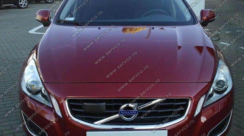 Prelungire lip buza tuning sport bara fata Volvo V60 R 2010-2014 v1