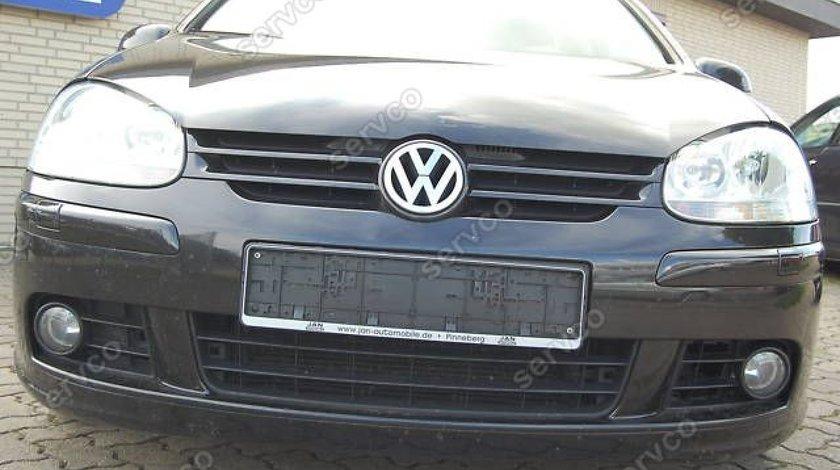 Prelungire lip buza tuning sport bara fata VW Golf 5 Young 2003-2008 ver1