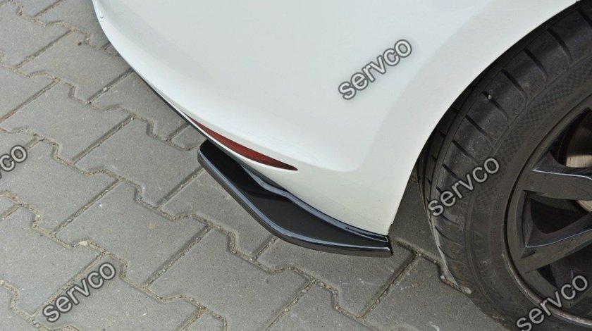 Prelungire ornament bara spate Volkswagen Golf 7 Mk VII 2012-2016 v1