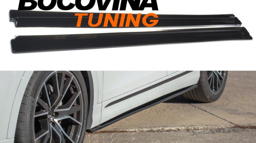 Prelungire praguri Audi Q8 (Dupa 2019)