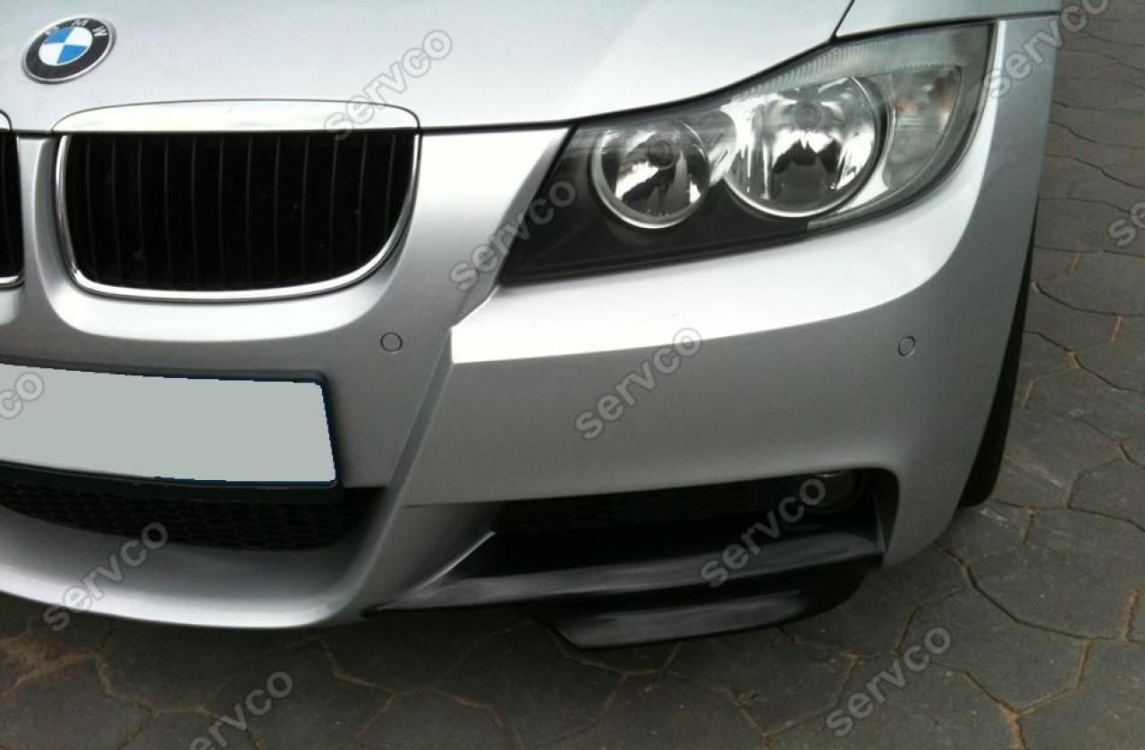 Prelungire prelungiri BMW E90 pt bara pachet M tech Aerodynamic 2005-2009 v3