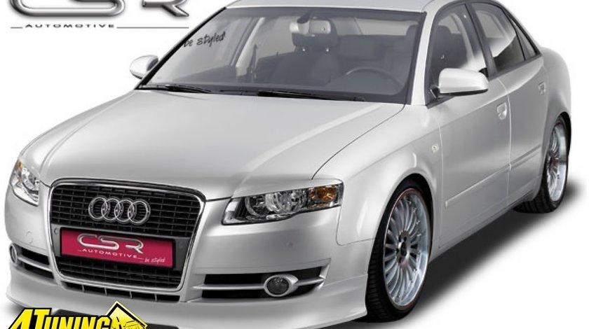 Prelungire Prelungiri Spoiler Sub Bara Fata 2004 2009 x line design Audi A4 B7 FA115