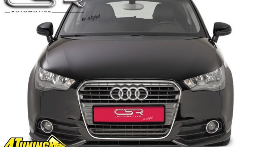 Prelungire Prelungiri Spoiler Sub Bara Fata ABS Audi A1 FA162