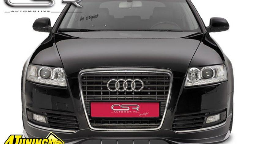 Prelungire Prelungiri Spoiler Sub Bara Fata Audi A6 4F facelift 2008 2011 FA198