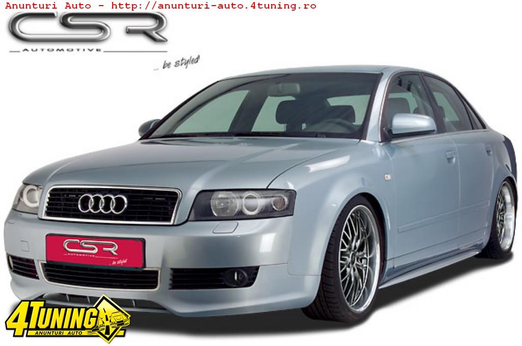 Prelungire Prelungiri Spoiler Sub Bara Fata Audi A4 B6 2000 2004 FA065