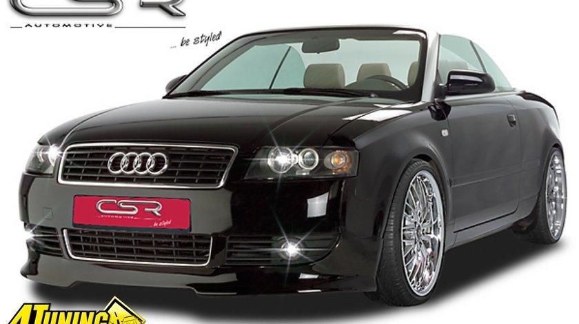 Prelungire Prelungiri Spoiler Sub Bara Fata Audi A4 8H cabrio 2002 2006 FA064
