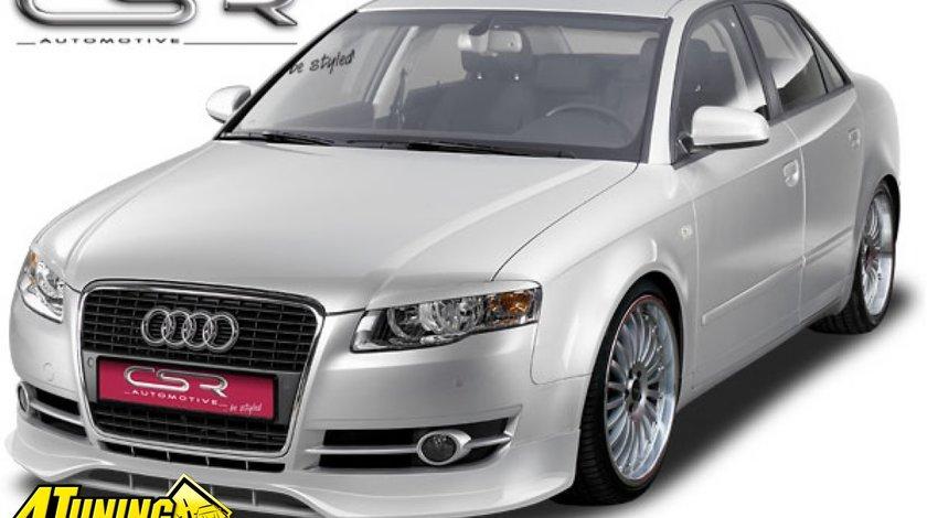 Prelungire Prelungiri Spoiler Sub Bara Fata Audi A4 B7 2004 2009 limo breack cabrio FA066