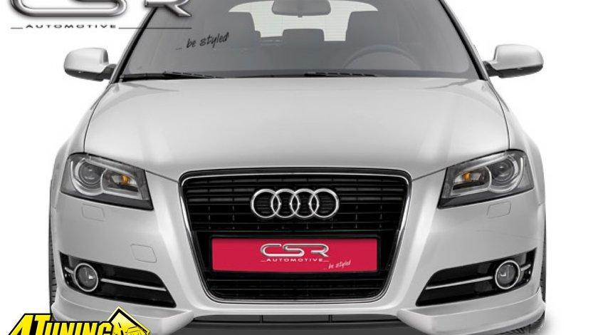 Prelungire Prelungiri Spoiler Sub Bara Fata Audi A3 2008 2012 8P 8PA FA130