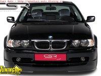 Prelungire Prelungiri Spoiler Sub Bara Fata BMW E46 Seria 3 coupe cabrio 1999 2003 FA022
