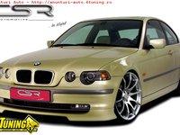 Prelungire Prelungiri Spoiler Sub Bara Fata BMW E46 Seria 3 Compact 2001 2004 FA033