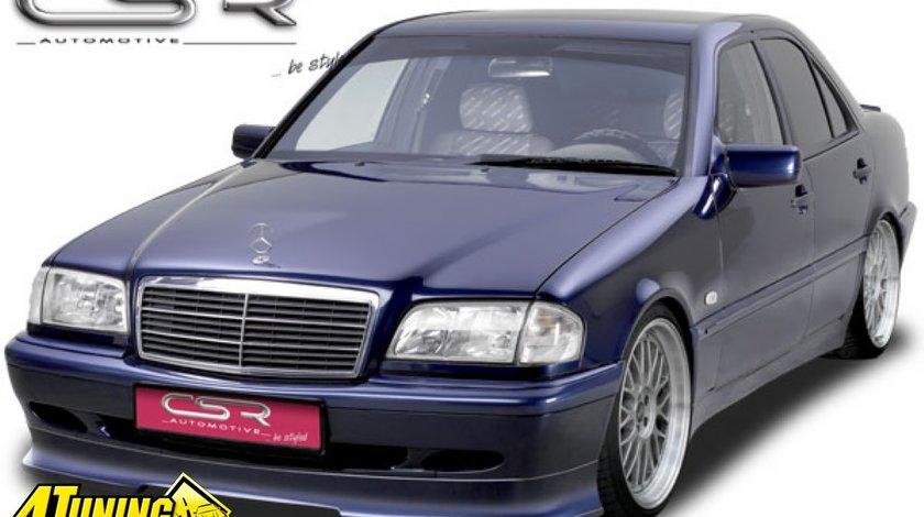 Prelungire Prelungiri Spoiler Sub Bara Fata Mercedes W202 1997 2000 FA113