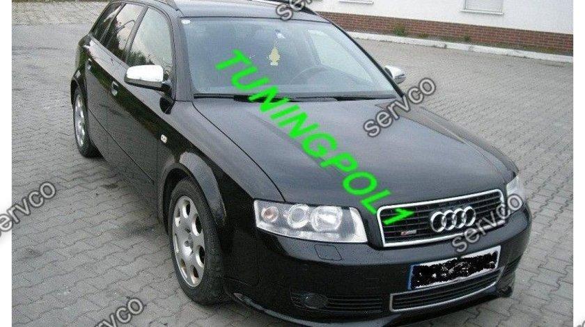 Prelungire S Line Audi A4 B6 2001 2002 2003 2004