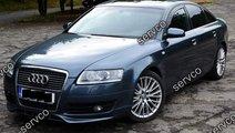 Prelungire S-Line bara fata Audi A6 C6 4F S6 RS6 2...