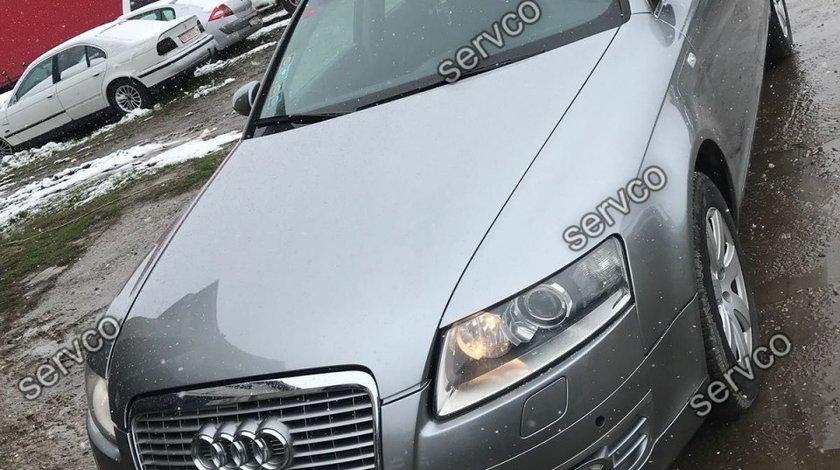 Prelungire Sline bara fata Audi A6 C6 4F S6 RS6 2004-2008 v1