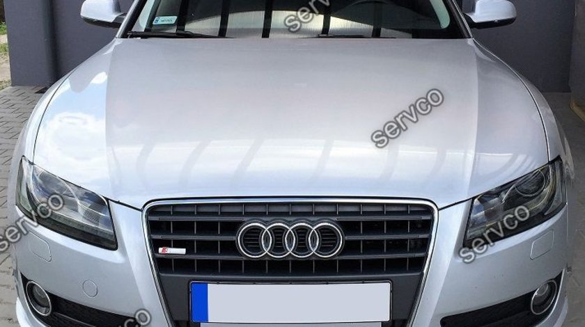 Prelungire Sline S5 bara fata Audi A5 Sportback Coupe Cabrio 8T 8T3 Rs5 2007-2012 v3
