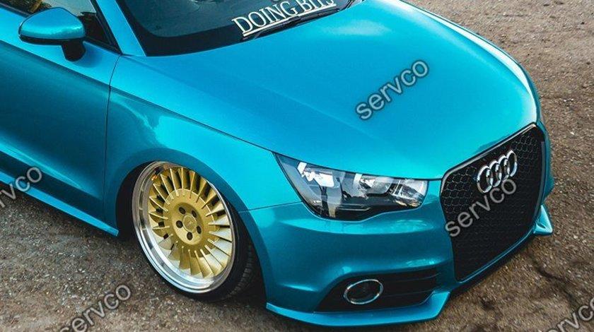 Prelungire splitere flapsuri bara fata Audi A1 8X S line S1 Sline 2010 2015