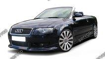 Prelungire splitter bara fata Audi A4 B6 Cabrio 20...