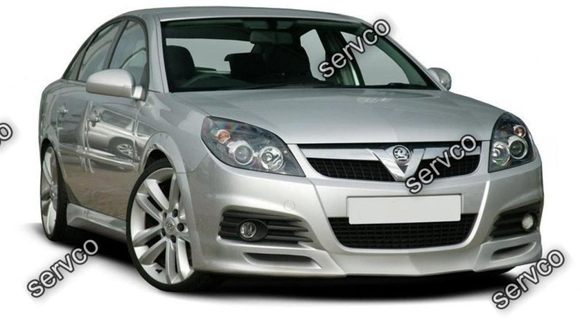Prelungire splitter bara fata Opel Vectra C 2005-2008 v4