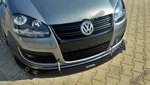 Prelungire splitter bara fata Volkswagen Golf 5 GT...